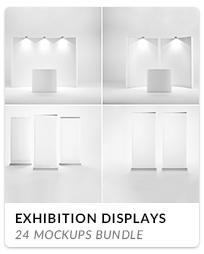 Trade Show Booth Mockups - 1