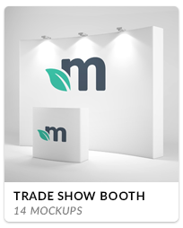 Trade Show Booth Mockups - 2